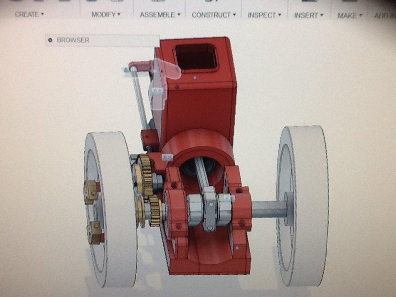 Kerzel hit&miss by Mike | Home Model Engine Machinist