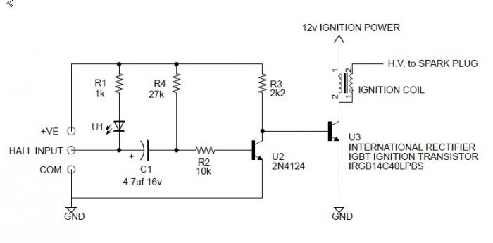Ignition circuit help | Home Model Engine Machinist