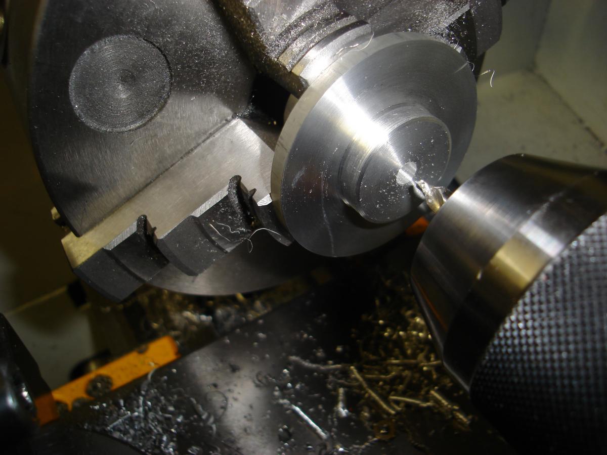 MP 3,2 cc model glow engine built 008.jpg
