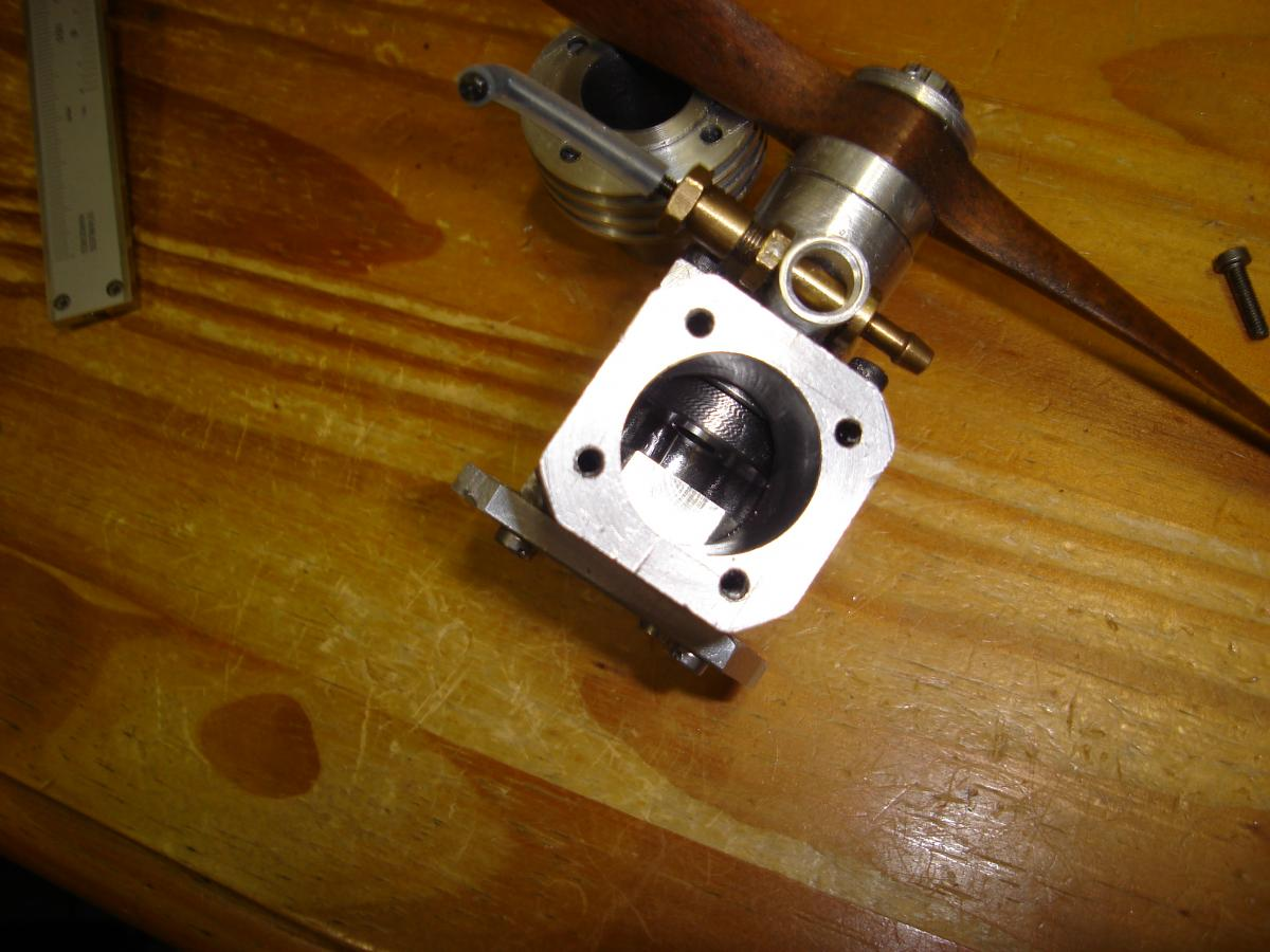 MP 3,2 cc Model Glow Engine Built 011.jpg