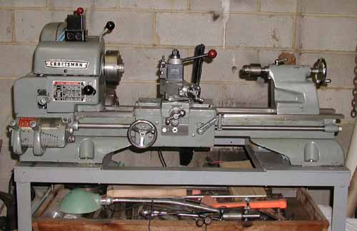 Value of old Sears Craftman 12X48 Lathe? | Home Model Engine