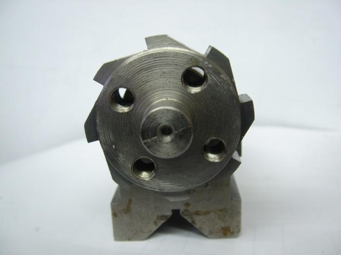 8 Tool rotary Turret. | Home Model